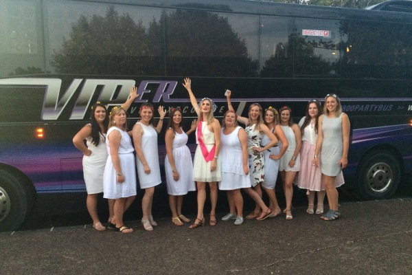 Party Bus Hens Night 6