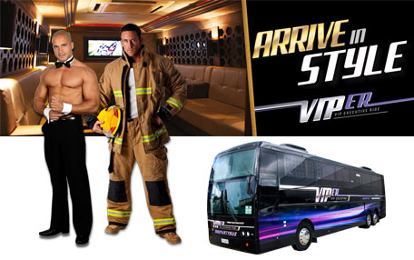 party bus combo
